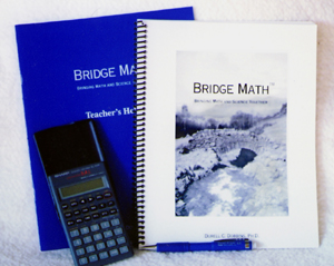 Bridge Math - Bringing Math and Science Together - Complete Set - beginningspublishing.com