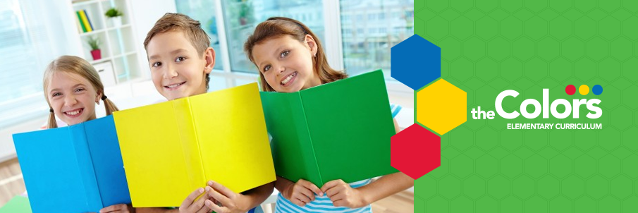 The Colors - Elementary Curriculum - beginningspublishing.com