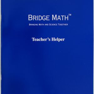 Bridge Math - Teacher's Helper - Beginnings Publishing