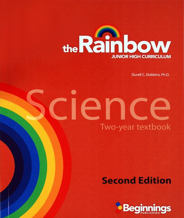 Rainbow Science - Textbook - Beginnings Publishing