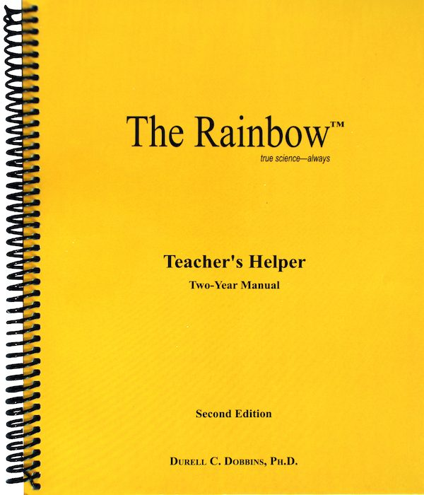 Rainbow Science - Teacher's Helper - Beginnings Publishing
