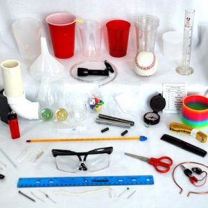 Rainbow Science - Year 1 - Durable Equipment - Beginnings Publishing