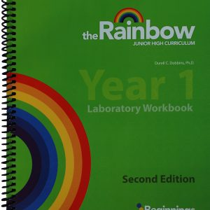 Rainbow Science - Year 1 - Lab Workbook - Beginnings Publishing