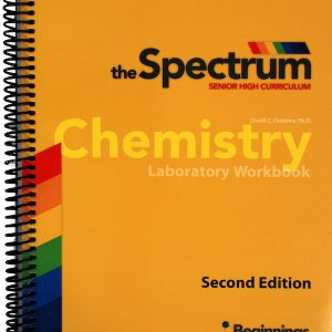Spectrum Chemistry - Lab Workbook - Beginnings Publishing