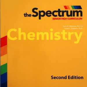 Spectrum Chemistry - Textbook - Beginnings Publishing